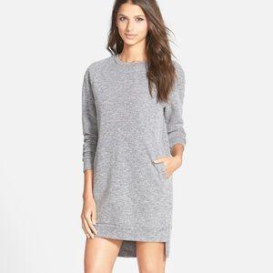 EUC GLAMOROUS Sweatshirt Tunic Dress sz Large